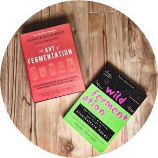 A Comparison of Sandor Katz's The Art of Fermentation & Wild Fermentation